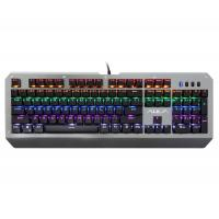 AULA SI-2039 Rainbow Gaming Keyboard Anti-ghosting 450.5L× 163.7W ×42H ±0.5mm Size
