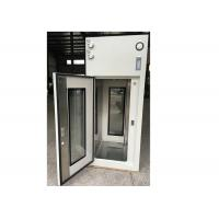 Customized Stainless Steel 201 Air Shower Pass Box For GMP Workshop Manufactures