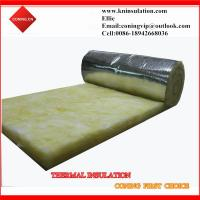 Heat insulation glass wool felt Manufactures