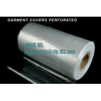 Plastic Cover films on roll, laundry bag, garment cover film, films on roll, laundry sacks Manufactures