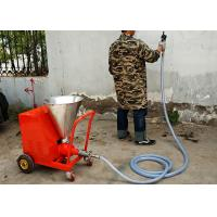 China Moveable Automatic Wall Painting Machine / Outside Spray Plaster Machine on sale