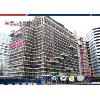 CE Certificated Powder Coated Iron HFrame Scaffolding System With Quick Install Metal Manufactures