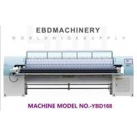 Low Noise Computer Quilting Embroidery Machine Needle Type 9# ~ 16# Manufactures