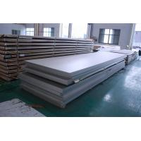 AISI / SUS 304 / 304L Hot Rolled Stainless Steel Plate For Chemical Manufactures