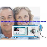 1.0 Bar - 5.0 Bar ED Shockwave Therapy Machine No Pain 1 - 22Hz Frequency Manufactures