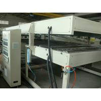 China 2100mm Width Plastic Sheet Extrusion Line PC Sunshine Roof Panels Making on sale