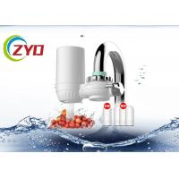 China 3 Filter Water Purifier For Tap Water, Double Out Water Purifier Tap Filter on sale