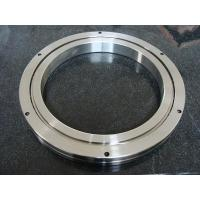 Crossed Slewing Ring Ball Bearing Turntable With Nylon Cage / Radial Load Manufactures