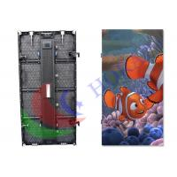 Slim Ph 6.25mm Indoor Rental Led Display Panel / Noiseless Video Screen Hire Manufactures