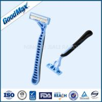 Goodmax Triple Blade Razor For Male Female Body Face Underarm With ISO Certificate Manufactures