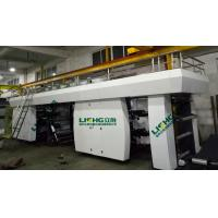 8color CI flexographic printing machine double side printing Manufactures