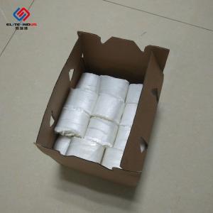 Buy cheap Elastic Modulas 9000 Mpa polypropylene / polyethylene macro synthetic fiber from wholesalers