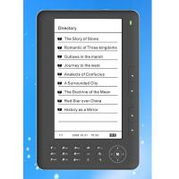 7 inch TFT touch screen ebook ereader   Manufactures