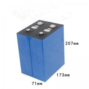 272Ah 3.2V Iron Phosphate Battery For Solar Street Lights Manufactures