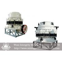 Metallic Mining Process Equipment Spring Cone Crusher for Beneficiation Manufactures