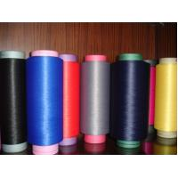840D UV Nylon 6 Industrial Dope Dyed Yarn Multi Color Available Low Shrinkage Manufactures