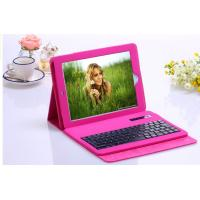 keyboard case for ipad  5 ,ipad mini 2Book Case Style, Rotating and Standable Manufactures