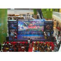 Modular Style Large Outdoor Rental Led Display Screen 1/13 Scan Mode Energy