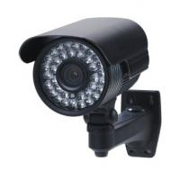 Buy cheap CMOS Infrared HD ICR Outdoor Security Bullet Cameras High Resolution , 36pcs from wholesalers