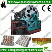 Automatic Paper Pulp Molded Egg Tray Machine(FC-ZMG4-32) Manufactures