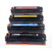 China For HP 128A CE320A 321A 322A 323A Color Toner Cartridges Used For HP CP1525 CM1415 wholesale