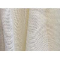 Woven Polyester Industrial Mesh Fabric For Silicone Rubber Hose /  Tire Manufactures
