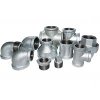 China Malleable Cast Iron Pipe Fitting Malleable Fittings Tee Malleable Iron Cross on sale