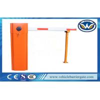 Access Nice Security Vehicle Barrier Gate For Car Parking , Aluminum Alloy