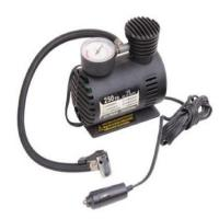 Shock Vehicle Air Compressors Dc 12v 250psi  With Cigarette Lighter Plug Manufactures