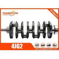 China ISUZU 4JG2 8970231821 Forged Steel Crankshaft 4 Cylinder Crankshaft on sale