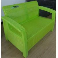 China Servo energy saving Large Injection Molding Machine making rattan imitation sofa for garden on sale