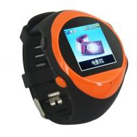 China PG88 watch Mobile phone GPRS GPS GSM LCD MP3 FM satellite gps watch wrist length table chi on sale