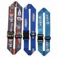 Heat Transfer Printed Luggage Straps/Luggage Belts, Sized 5.0 x 180cm Manufactures