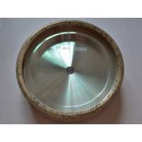China Wonderful quality diamond / CBN glass edging diamond wheels for grinding glass for sale
