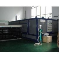 1 layer(One in and one out) glass vacuum laminating machine, fabric glass laminator