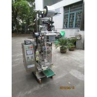 Vertical Automatic Sauce Paste Packaging Machine 1-150ml Stainless Steel Material Manufactures