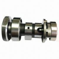 Motorcycle Camshaft, Made of Cast Iron, Small Orders are Accepted Manufactures