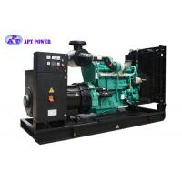 220 kVA Open Type Electeical Power of Diesel Generator / Diesel Standby Generator Equipped With Cummins Engine Manufactures