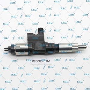 common rail exchange injectors 095000-5361 Fuel Injector Diesel 095000 5361 0950005361 for diesel car Manufactures