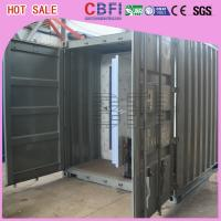 Movable / Strong Cold Storage Containers Outside Cold Room Without Shed Manufactures