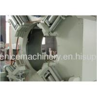 China Plastic pipe cutting machinery on sale