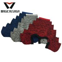 Elastic racer 3D flyknit fabric running shoes upper material for men Manufactures
