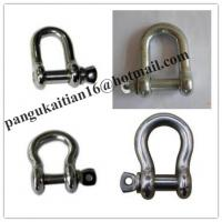 Stainless steel shackle&Roller Shackle,D-Shackle shackle Manufactures