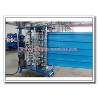 Steel & Aluminium Bull-nosing Roofing Sheet Crimping Machine for Corrugated or IBR Profile Manufactures