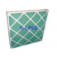 Electronic Furance Pleated Panel Air Filters Manufactures