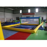Funny Inflatable Water Toys , Commercial Inflatable Water Sport Toys Manufactures