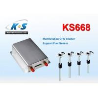 Muti Function SOS / Geo-fence Car GPS Tracker 850/900/1800/1900MHz Manufactures