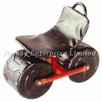China Rolling Garden Work Seat Cart (TC1405K) on sale