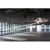 Chinese Construction Company Supply Pre-engineered Steel Building Fashionable Dissymmetric Structure Manufactures