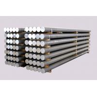 China Extruded Aluminum Round Rod Bar Stock Mill Finish Instrument Materials on sale